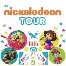 Gagnants des goodies Nickelodeon