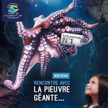Gagnants des pass pour l'Aquarium de Montpellier