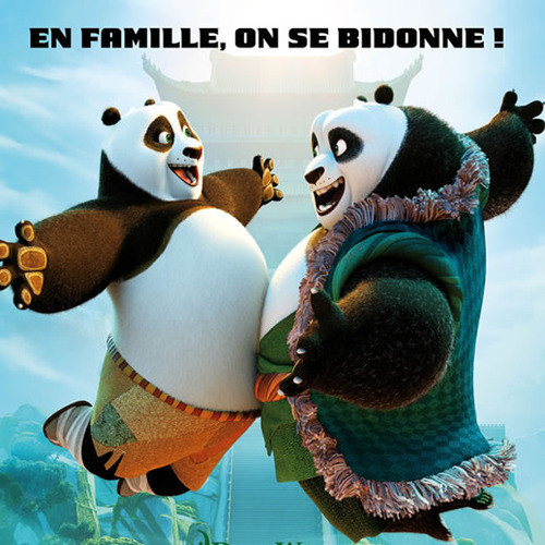Un extrait exclusif de Kung Fu Panda 3 !