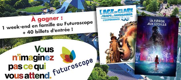 Futuroscope 2016
