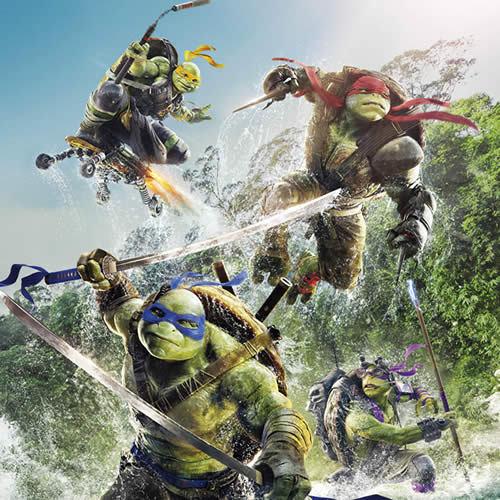 Ninja Turtles 2 : une bande-annonce explosive !