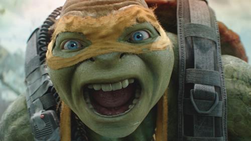 Fabriquer le bandeau des Ninja Turtles !