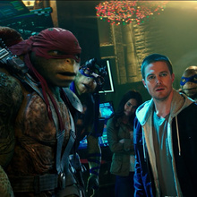 Extrait de Ninja Turtles 2 : Rat Géant 1 / Casey Jones : 0 !