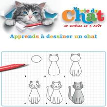 Jeu : Ma vie de chat : dessiner un chat