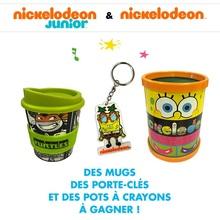 Gagne des cadeaux avec le Nickelodeon Tour !