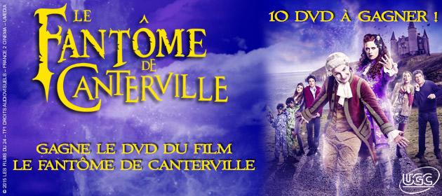 DVD Fantome de canterville