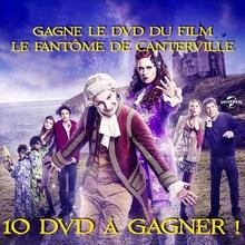 Gagne le DVD du film Le Fantôme de Canterville !