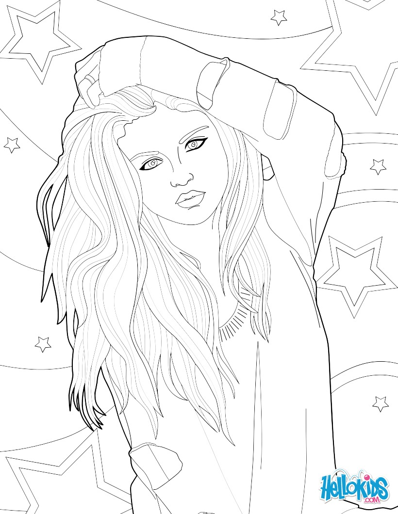 Coloring Pages Jojo Siwa Coloring