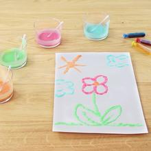 Fabriquer de la peinture gonflée