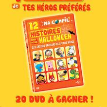 Gagne des DVD de MA COMPIL pour Halloween !