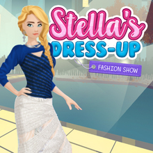 Jeu : Stella's Dress Up: Fashion Show