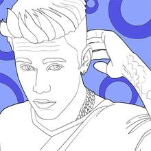 Justin Bieber et le Tatouage