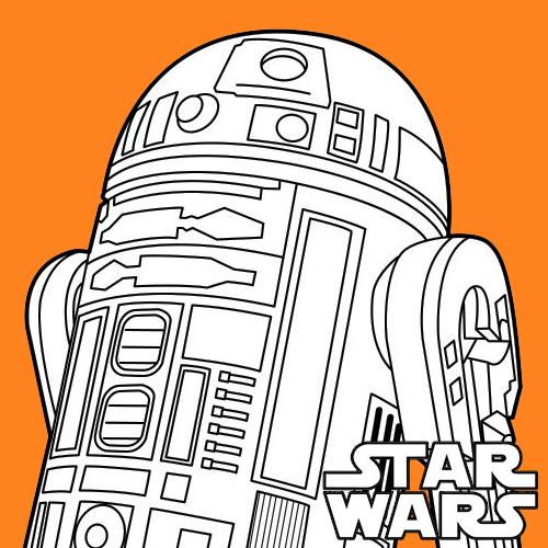 R2-D2 - Droïde astromech