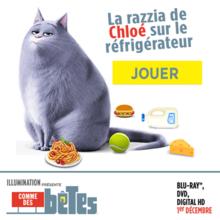Jeu : La razzia de Chloé sur le réfrigérateur