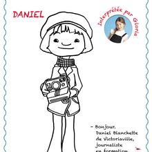 Daniel - La Bataille Géante