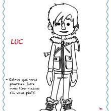Luc - La Bataille Géante