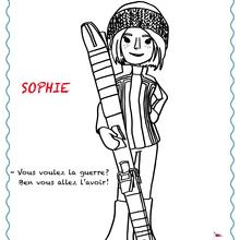 Sophie - La Bataille Géante