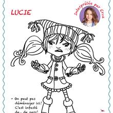 Lucie - La Bataille Géante