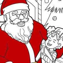 Le fou rire du Père Noël !