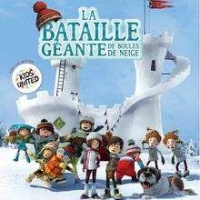 LA BATAILLE GEANTE DE BOULES DE NEIGE - Bande-annonce