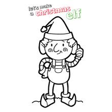 Tuto de dessin : Elfe de Noël