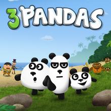 Jeu : 3 Pandas