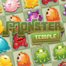 Jeu : Monster Temple