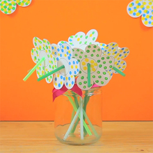DIY Bouquet de printemps