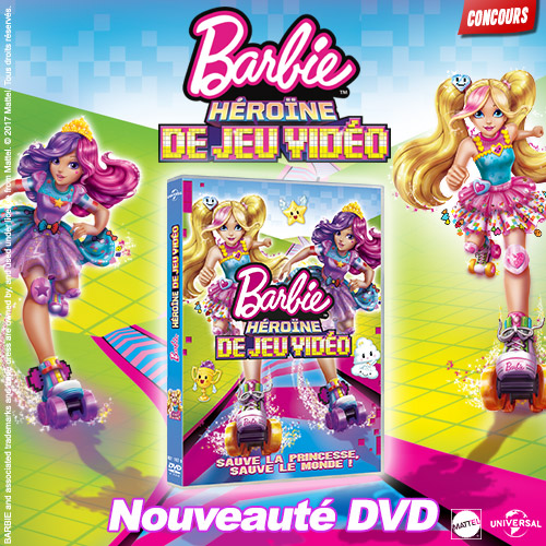 Concours Barbie