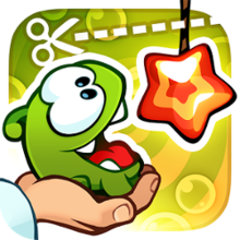 Jeu : Cut the Rope Experiments