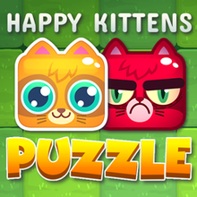Jeu : Happy Kitten Puzzle