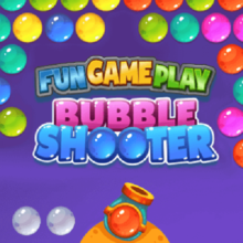 Jeu : Fun Game Play Bubble Shooter