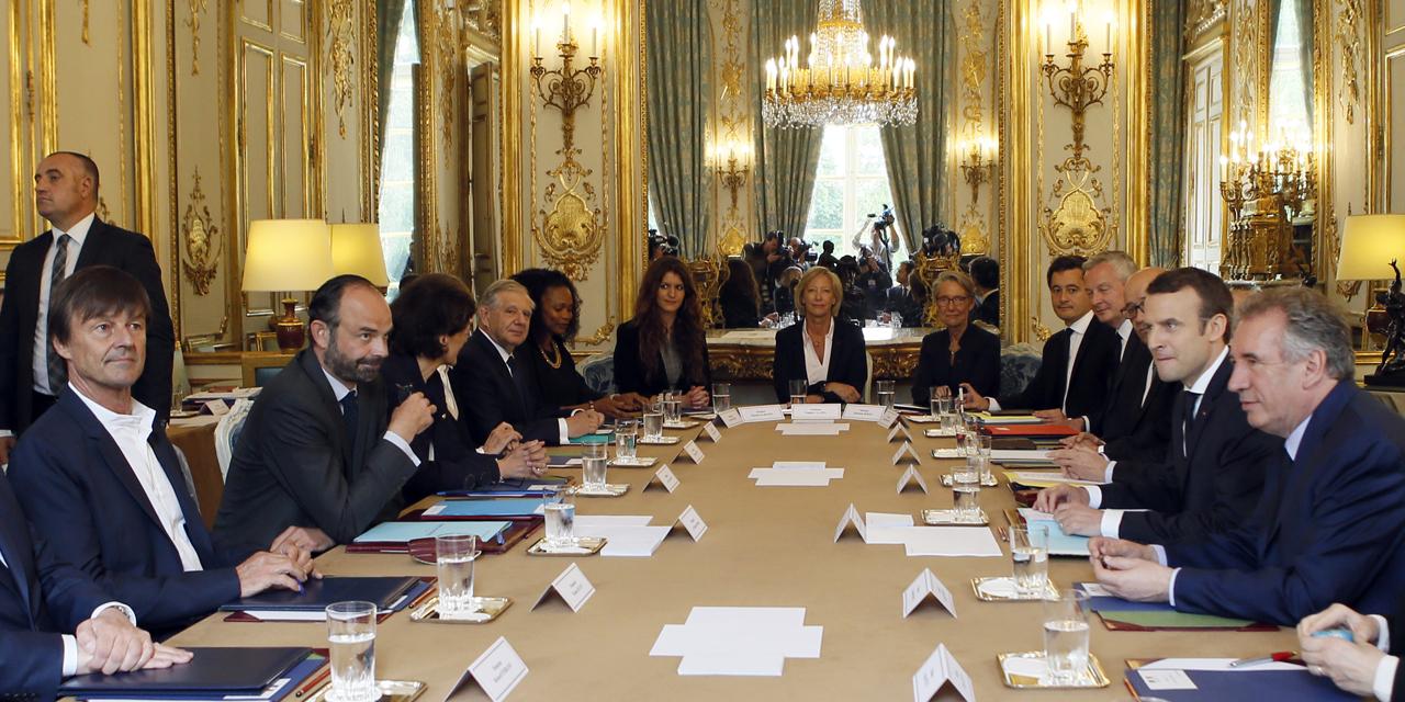On vous explique le gouvernement français