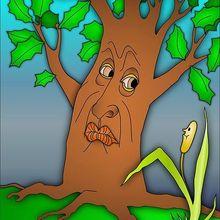 Histoire : Le Chêne et le Roseau
