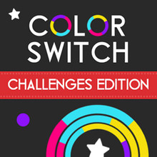 Jeu : Color Switch Challenges
