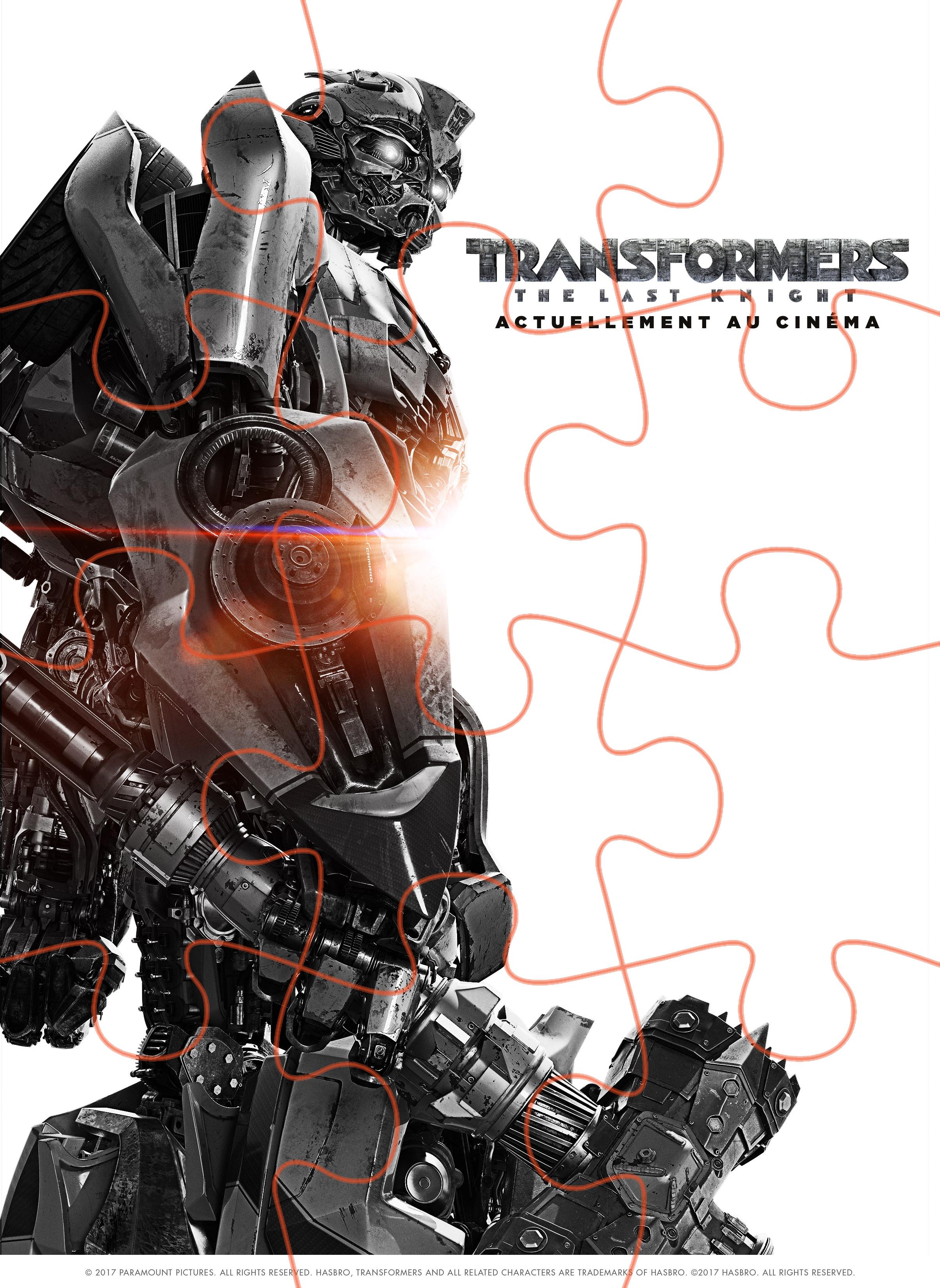 Jeu : Jeux Transformers 2