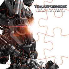 Jeux Transformers Puzzle 1