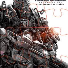 Jeux Transformers Puzzle 2