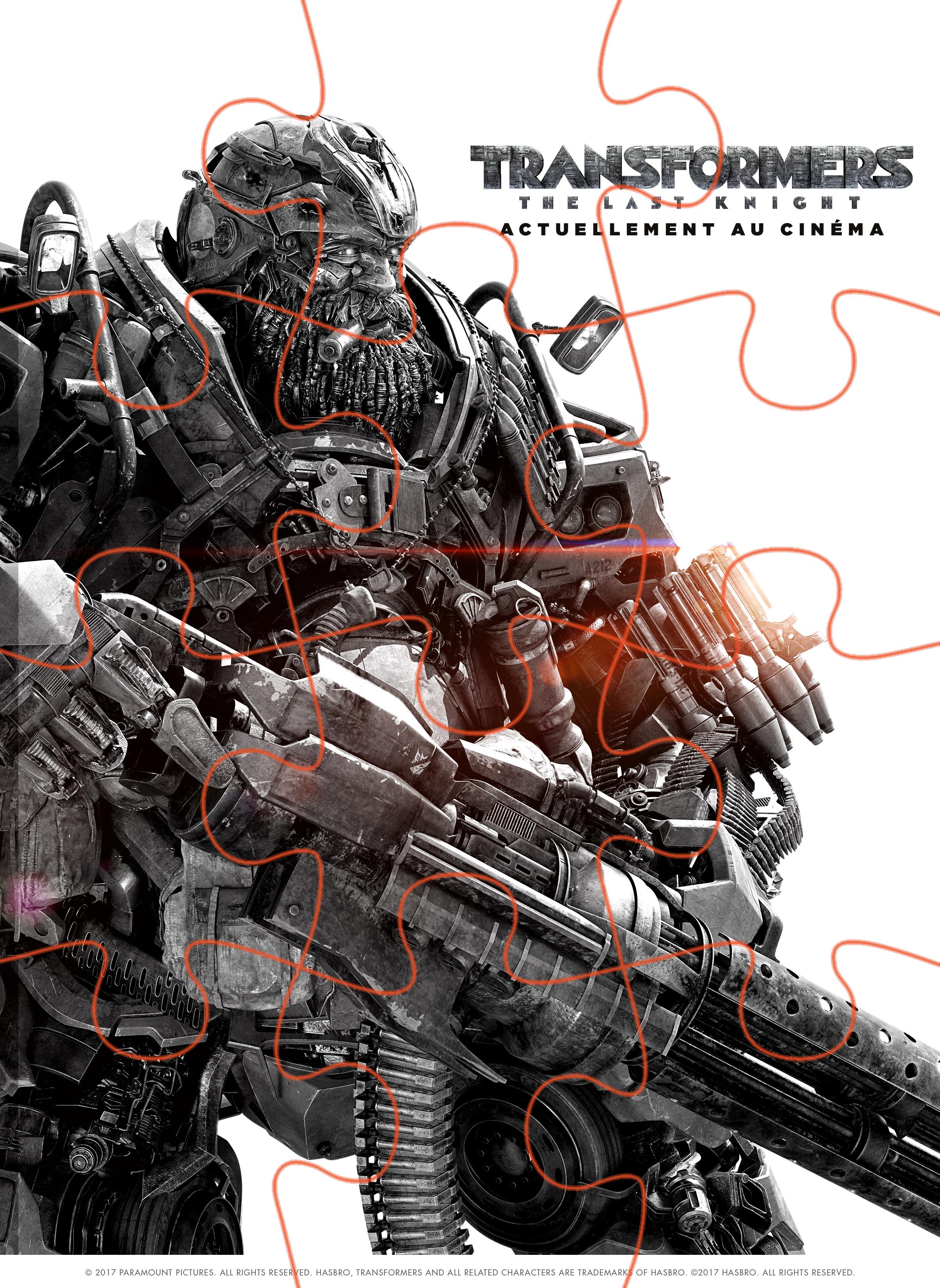 Jeu : Jeux Transformers 3