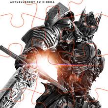Jeux Transformers Puzzle 3
