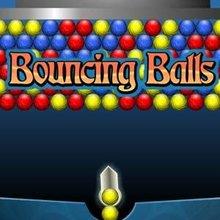 Jeu : Bouncing Balls