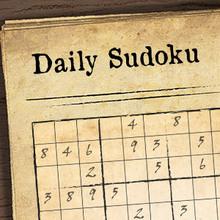 Jeu : Daily Sudoku