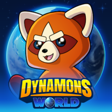 Jeu : Dynamons World