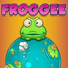 Jeu : Froggee