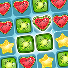 Jeu : Fruit Rush