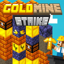 Jeu : Gold Mine Strike
