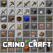 Jeu : Grindcraft