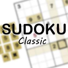 Jeu : Sudoku Classic