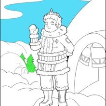 Prince des Neiges