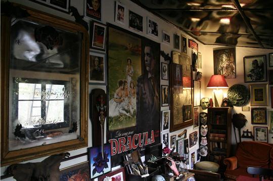 Le musée des Vampires et des Monstres de l'imaginaire